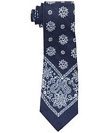 Ralph Lauren Men's Bandana Tie