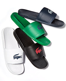 Lacoste Men's Frasier 118 2 Sandals, Created for Macy's
