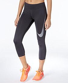 Nike Power Essential Cropped Running Leggings