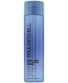 Paul Mitchell Spring Loaded Frizz-Fighting Shampoo, 8.5-oz., from PUREBEAUTY Salon & Spa