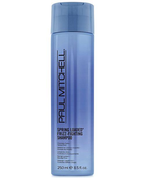Paul Mitchell Spring Loaded Frizz-Fighting Shampoo, 8.5-oz., from PUREBEAUTY Salon & Spa
