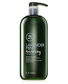 Tea Tree Lavender Mint Moisturizing Shampoo, 33.8-oz., from PUREBEAUTY Salon & Spa