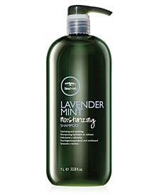 Paul Mitchell Tea Tree Lavender Mint Moisturizing Shampoo, 33.8-oz., from PUREBEAUTY Salon & Spa