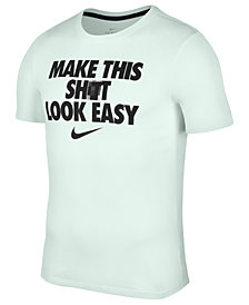 Nike Men's Dry Basketball T-Shirt