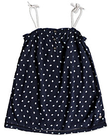 Roxy Floral-Print Dress, Little Girls