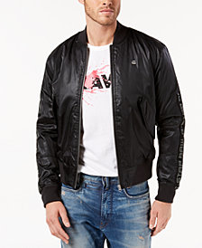 G-Star RAW Men's Rackam Bomber Jacket, Created for Macy's