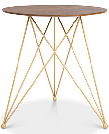 Livvy Side Table, Quick Ship