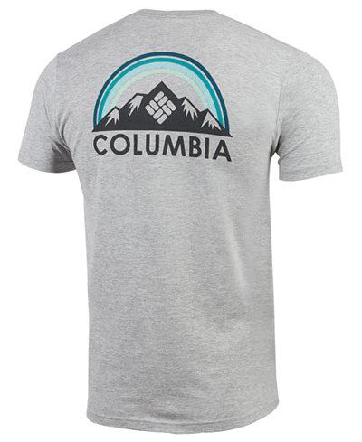 Columbia Men's Yukon Logo-Print T-Shirt