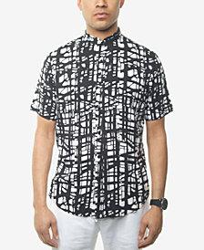 Sean John Men's Printed Shirt, Created for Macy's