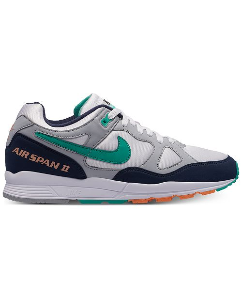 Nike Men's Air Span Ii Casual Sneakers from Finish Line 7ZicXyLTn