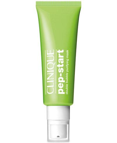 Clinique Pep-Start Double Bubble Purifying Mask, 1.7-oz.