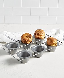 Advanced Nonstick 6-Cup Popover Pan
