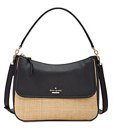 kate spade new york Straw Small Colette Shoulder Bag