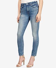 Lucky Brand Bridgette 1990 Patch Skinny Jeans