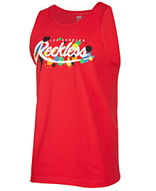 Young & Reckless Men's Franz Logo-Print Tank