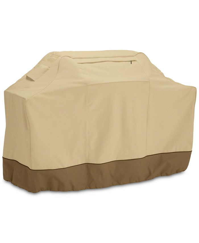 Classic Accessories - Large BBQ Grill Cover, Quick Ship
