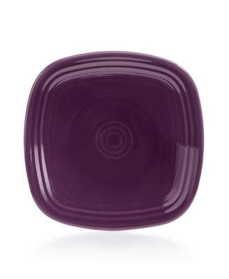 Mulberry Square Salad Plate
