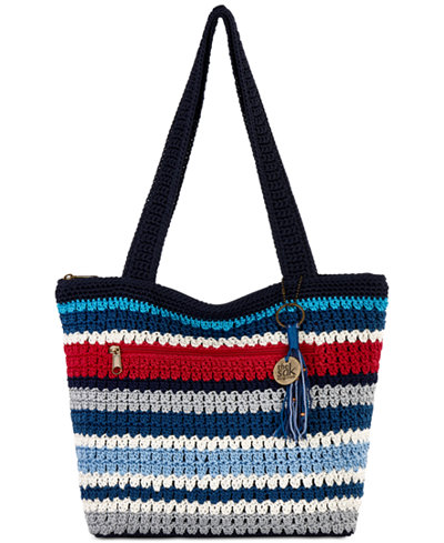 The Sak Amberly Crochet Large Tote