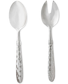 VIETRI Martellato 2-Pc. Salad Server Set
