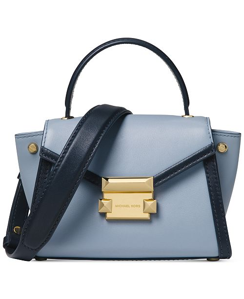 dee729be33bc Michael Kors Whitney Top Handle Crossbody & Reviews - Handbags ...