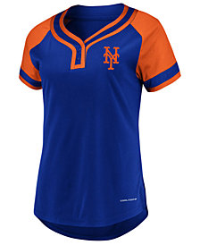 Majestic Women's New York Mets League Diva T-Shirt