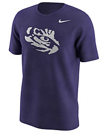 Nike Men's LSU Tigers Pigment Dye T-Shirt