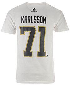adidas Men's William Karlsson Vegas Golden Knights Silver Player T-shirt
