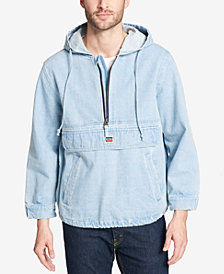 Levi's® Men's Denim Pullover Hoodie