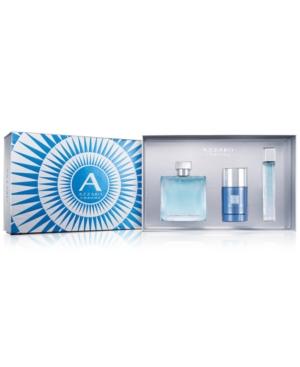 EAN 3351500008209 product image for Azzaro Men's 3-Pc. Chrome Gift Set   upcitemdb.com