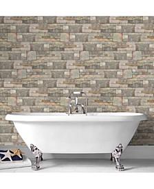 Sandstone Beige Wallpaper