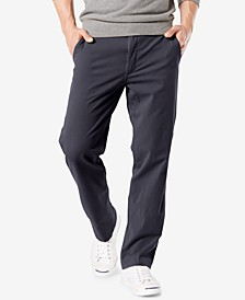 Men's Big & Tall Downtime Smart 360 FLEX Classic Fit Khaki Pants