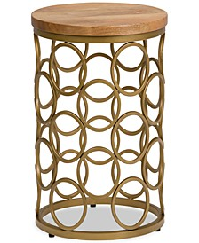 CLOSEOUT! Emalee Accent Table