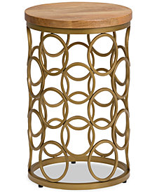 Emalee Accent Table, Quick Ship