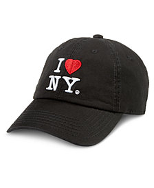 Macy's I Love New York Cotton Hat