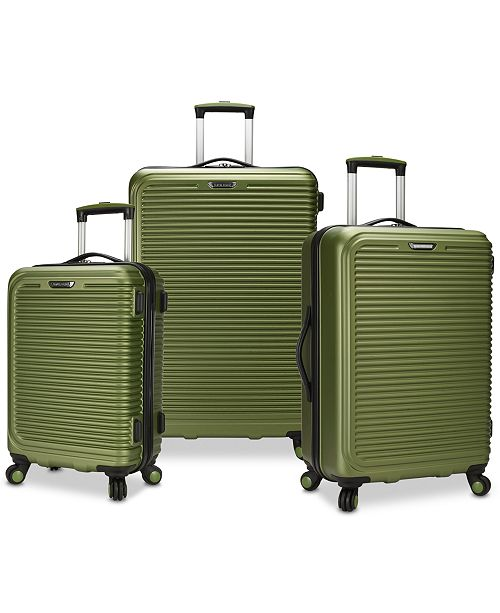 07c1adddc ... Travel Select Savannah 3-Pc. Hardside Spinner Luggage Set, Created for  Macy's ...