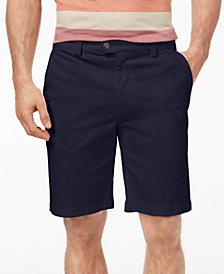 Tasso Elba Men's Stretch Shorts, Created for Macy's