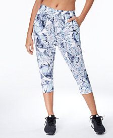 Nike Dry Printed Cropped Training Pants