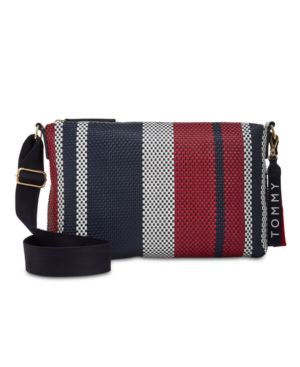 CLASSIC TOMMY WOVEN CROSSBODY