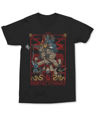 Changes Men's Mortal Combat T-Shirt