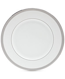 Waterford Olann Platinum Dinner Plate