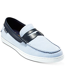 Cole Haan Men's Pinch Weekender Slip-Ons, Created for Macy's