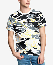 True Religion Men's Camo T-Shirt