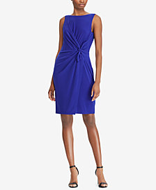 Lauren Ralph Lauren Petite Jersey Dress