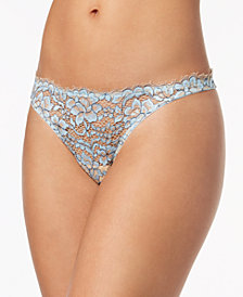 Cosabella Pret-A-Porter Sheer Lace Thong PRETA0322