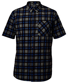 Fox Men's Raggs Plaid Shirt