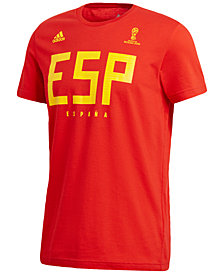 adidas Men's ESP Spain Graphic Soccer T-Shirt