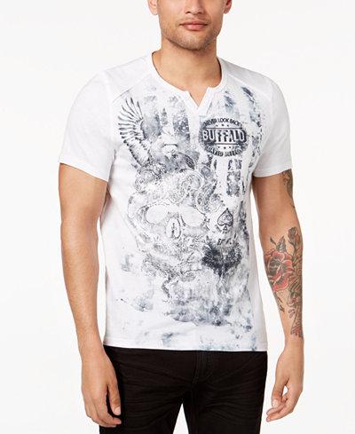Buffalo David Bitton Men's Narmind Graphic-Print T-Shirt