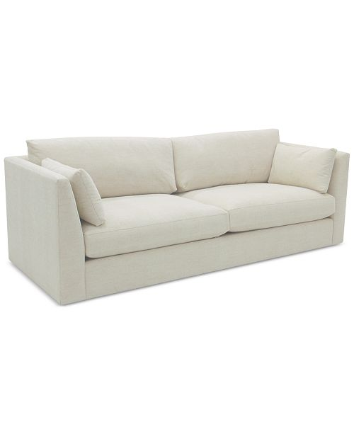 Furniture Kala 94'' Fabric Grand Sofa