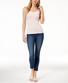 Maison Jules Camisole & Skinny Jeans, Created for Macy's