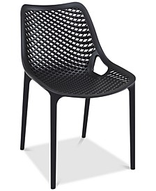 Grid Side Chair (Set Of 4)